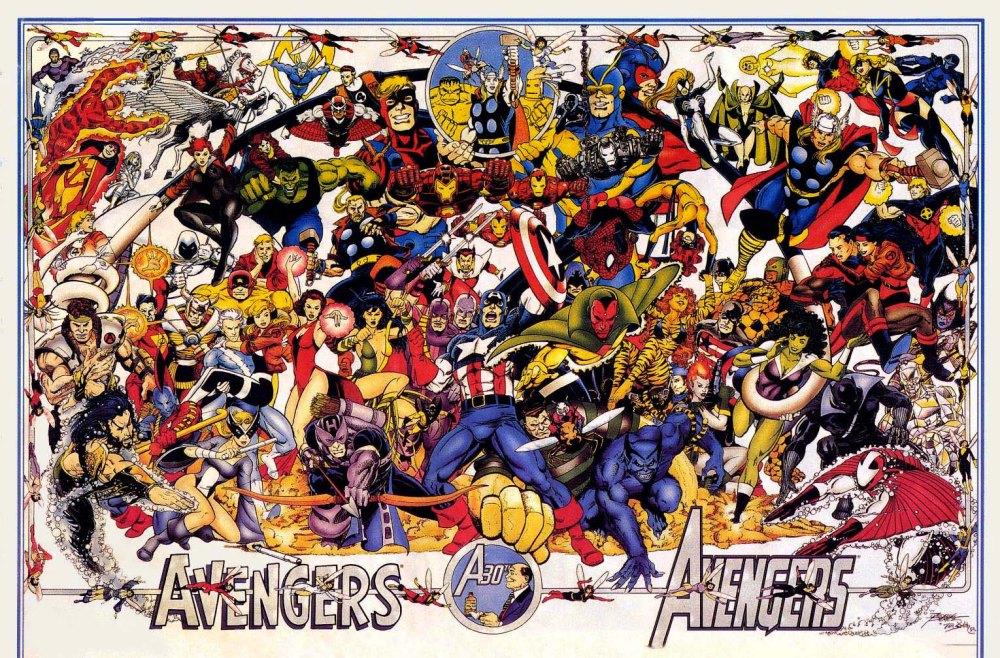 Heroes-para-ninos-Comics-Avengers-396334