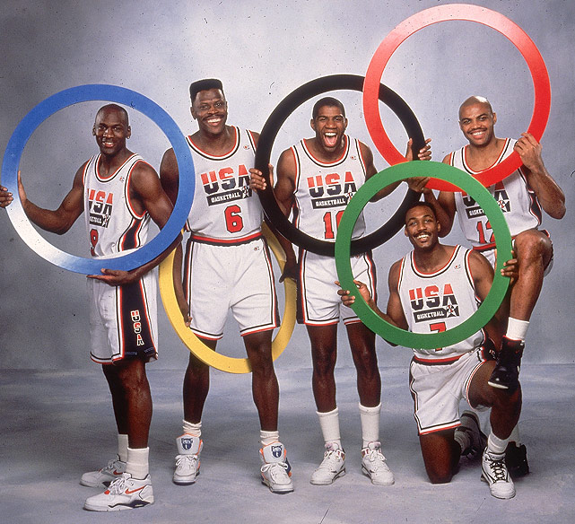 Basketball-Dream-Team