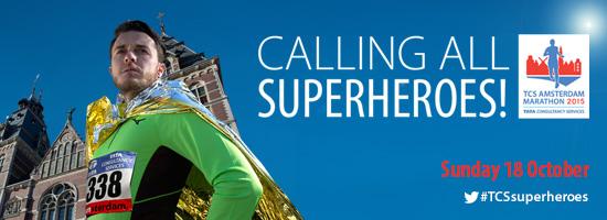 CallingAllSuperheroes TCSsuperheroes Amsterdam